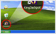 king jackpot download instructions step 3